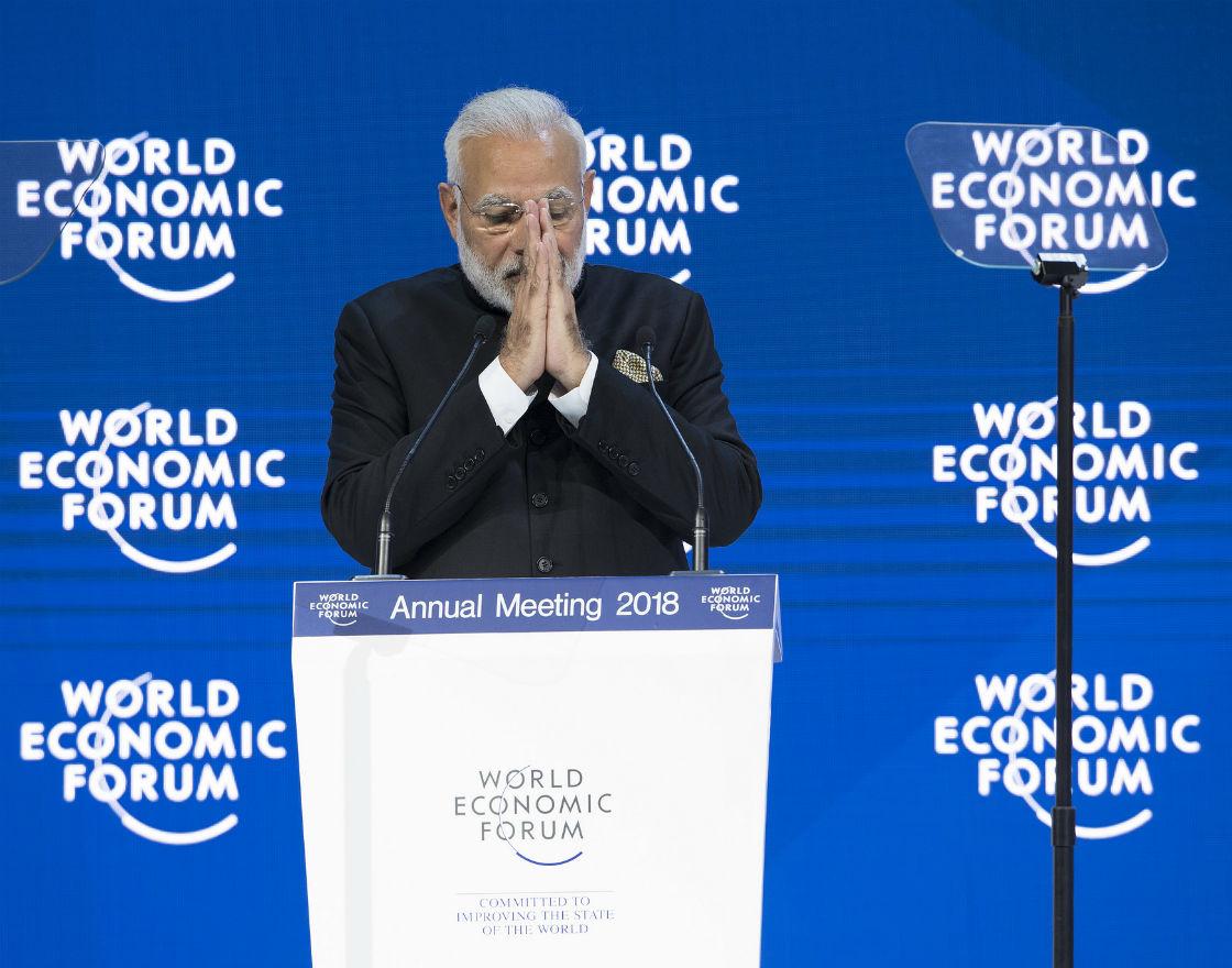 Davos: W Technologii ufność pokładamy