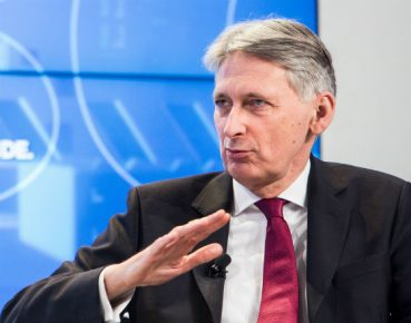 Philip Hammond Chancellor of the Exchequer of the United Kingdom CC By NC SA WEF