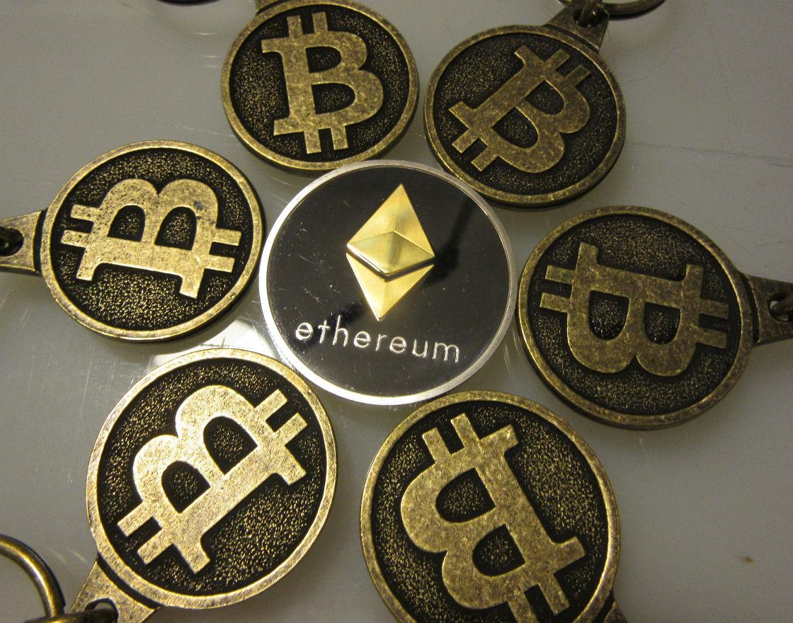 ethereum bitcoin CC By BTC Keychain