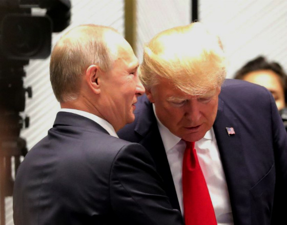 Rosja boi się nowych sankcji