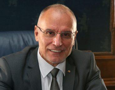 Dimitar Radev prezes Bulgarian National Bank Copyright Bulgarian National Bank