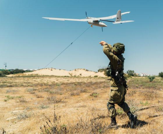 wojsko (Fot. Siły Obrony Izraela, CC BY-NC)