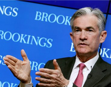 Jerome Powell FED CC BY NC ND Brookings