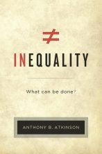 Anthony B. Atkinson Inequality_okladka