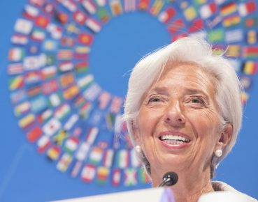 Christine Lagarde CC By NC ND IMF
