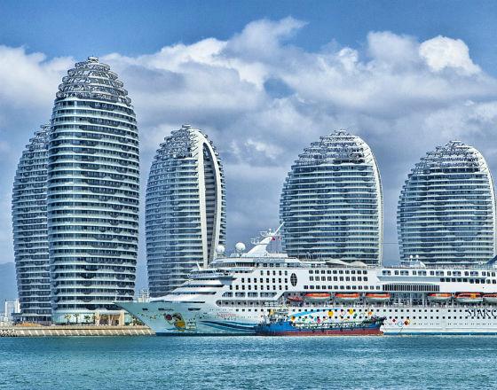 Nowa jakość wielkich inwestycji w Chinach