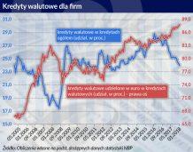 Kredyty walutowe nie stanowią zagrożenia dla polskich firm