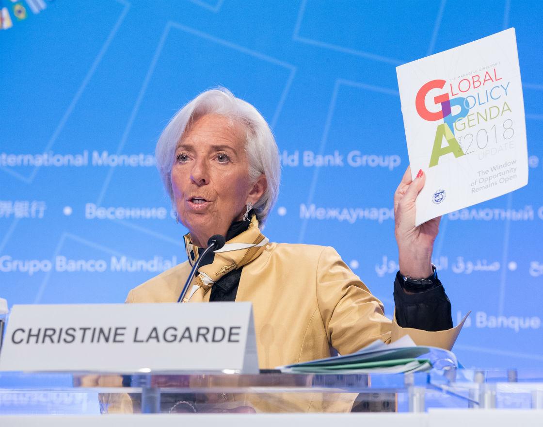 Lagarde CC BY NC ND IMF