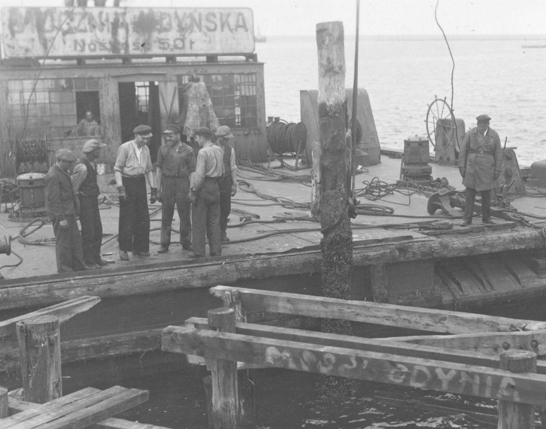 Port w Gdyni to były prawdziwe zaślubiny z morzem