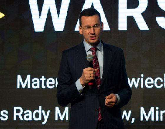Morawiecki: Polska może być krajem najnowszych technologii