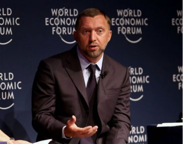 Oleg Deripaska oligarcha CC By NC SA WEF