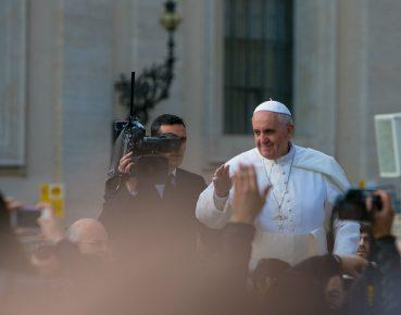 Papiez Franciszek CC By NC ND Feng Zhong