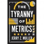 The-Tyranny-of-Metrics - okładka