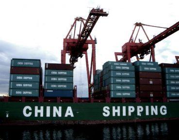 Chiny handel CC By stooart