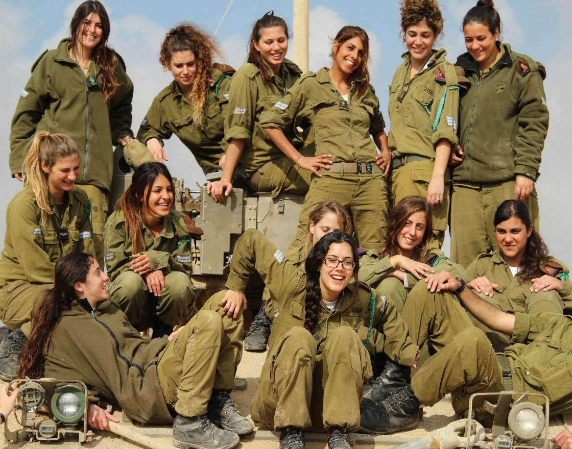 Izrael edukacja w armii CC By NC Israel Defense Forces