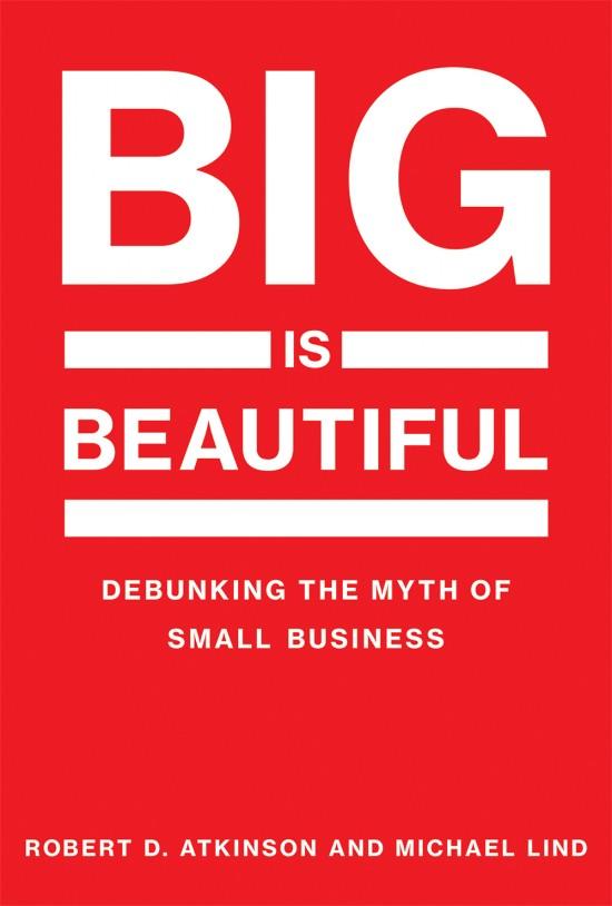 Małe firmy może i są piękne, ale lepiej zarabia się w dużych