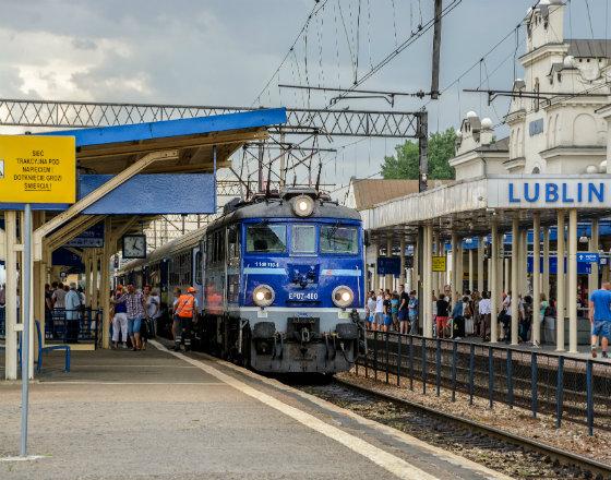 LublinDworzec(Adam Kilian, CC BY)