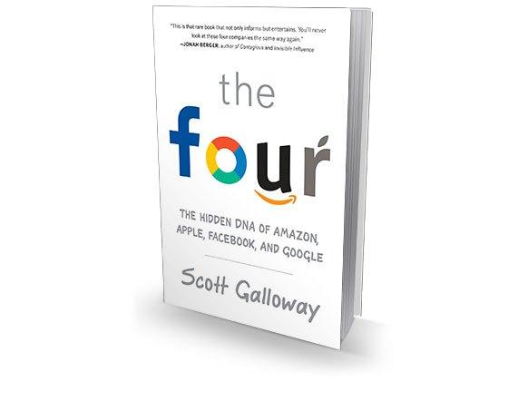 The Four - okładka