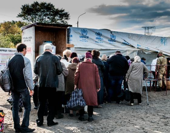Krym i Donbas radzą sobie coraz gorzej