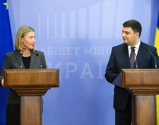 Ukr_premier Hrojsman_European External Action Service CC BY-NC