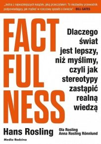 Factfulness - okładka