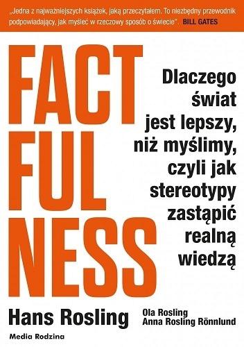 Factfulness - okładka