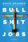 Bullshit jobs - okładka