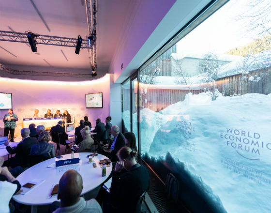Davos: Europa zawalczy o lepsze jutro