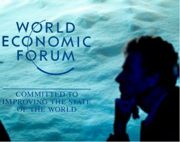 Niepewność w Davos