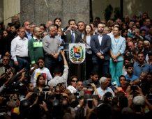 Kolejna odsłona wenezuelskiego dramatu
