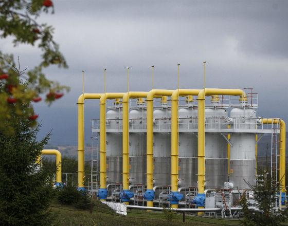 Ukraina na drodze do niezależności gazowej