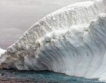 Antarktyda Lodowiec Collins_zmiany klimatu