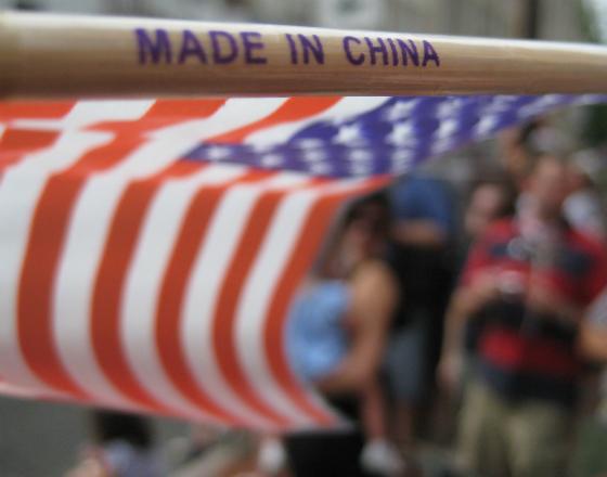 Chiny USA