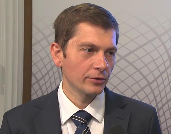 Jacek Kotlowski fot NBP