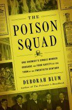 Poison squad - okładka