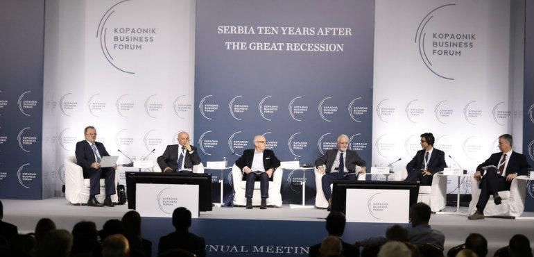 Serbia Kopaonic Business Forum 2019 jamnik