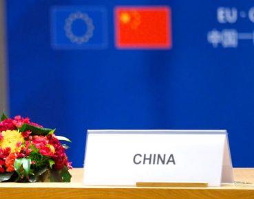 Chiny zmieniają Unię Europejską