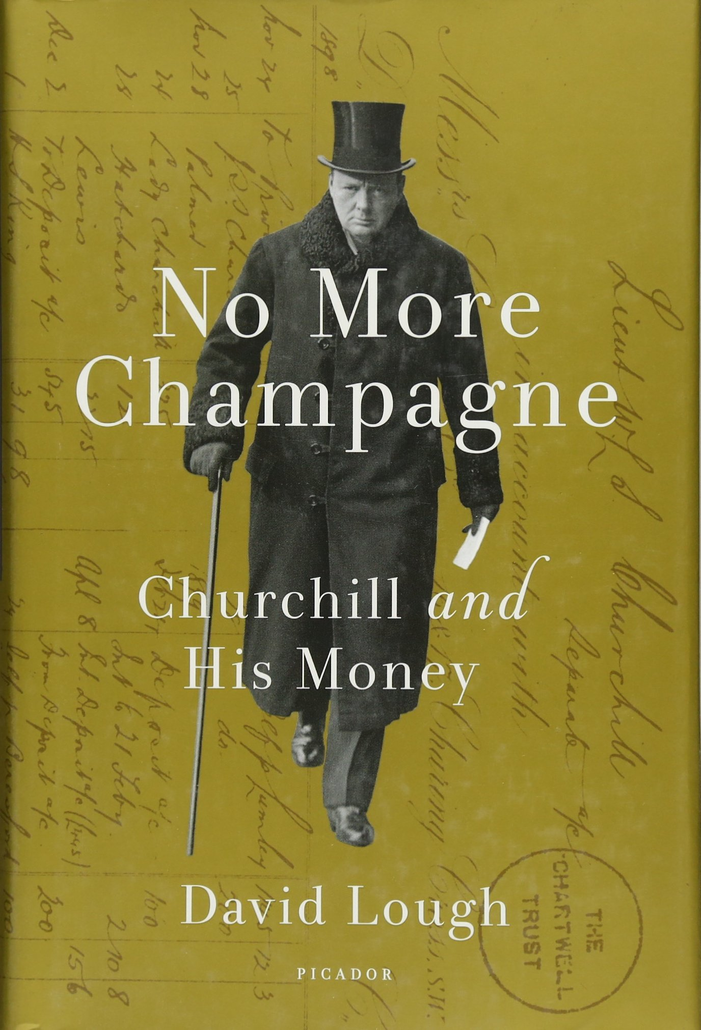 Churchill - okładka