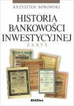 Historia bankowości okładka