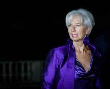 Gadomski_Lagarde_Frnacuzka na czele EBC_pap
