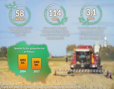 Rolnictwo w ślepym zaułku