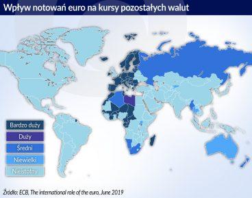 Euro nie zagrozi dominującej pozycji dolara USA