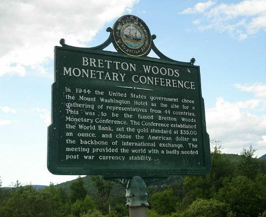 75 lat po Bretton Woods