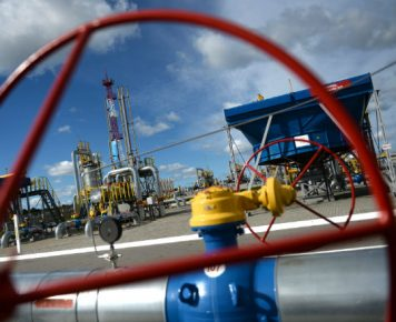 """Ross_Rosja_Zasoby ropy_1_Terminal LPG """"Gazpromu"""" w obwodzie Kaliningradzkim_pap_TASS"""