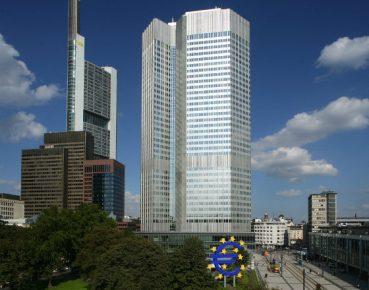Eurotower, EBC, Frankfurt
