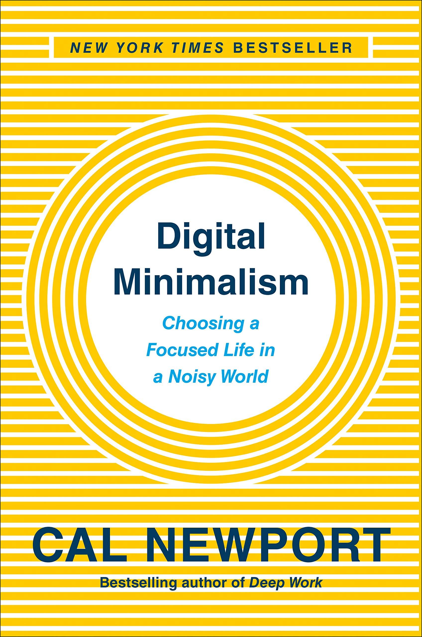Cyfrowy minimalizm czyli jak odzyskać kontrolę nad sobą