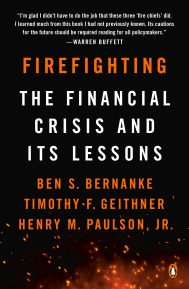 Bernanke, Geithner i Paulson w walce z kryzysem