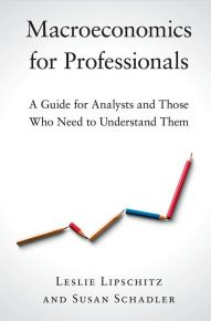 okładka Macroeconomics for Professionals