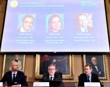 Nobel 2019 Fot PAP
