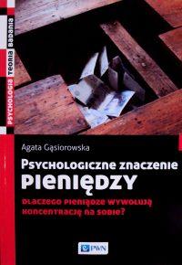Psychologiczne okładka